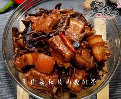 茶树菇红烧肉DR.jpg