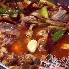 火锅鸡的做法