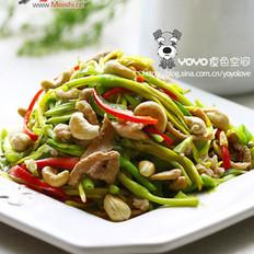 炒新鲜黄花菜