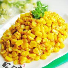 玉米黄金甲的做法