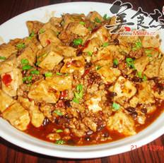 肉末家常豆腐的做法