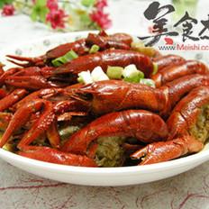 紅燒龍蝦的做法