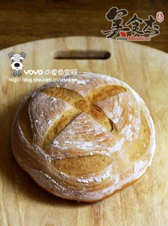 咖啡网纹面包的做法
