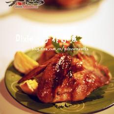 香酥炸鸡排 & 桂花熏鸡的做法