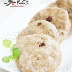 养生姜饼的做法
