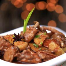 鸡块炖土豆的做法