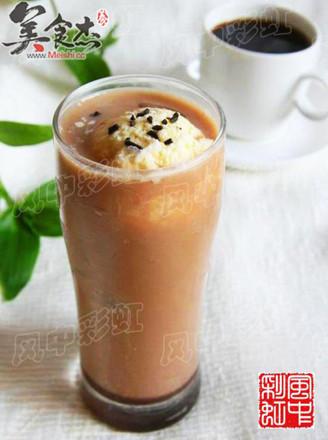 冰摩卡咖啡的做法