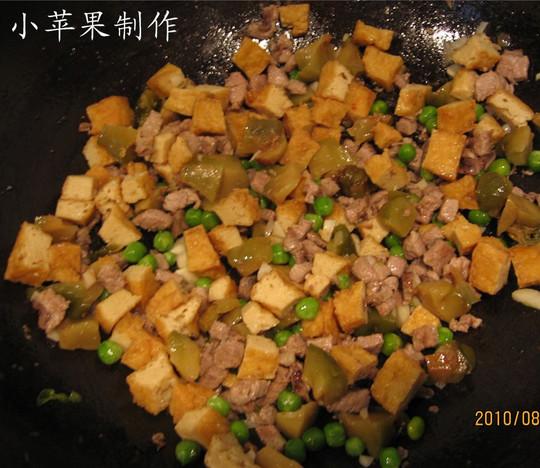 榨菜豆丁家常菜大全的菜谱清淡图片