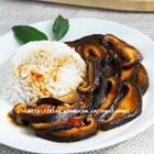 油焖香菇盖饭