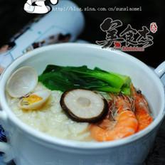 海鮮疙瘩湯的做法