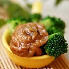 红烧油面筋塞肉