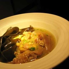 黃豆燉豬蹄的做法
