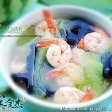 凤尾翠衣汤的做法