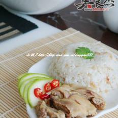 新加坡海南鸡饭的做法