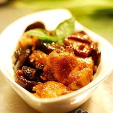 米酱焖鸡翅