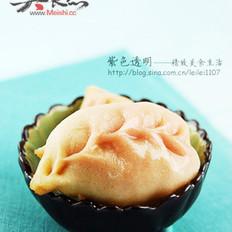 淡奶油咖喱西葫芦馅渐变煎饺