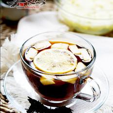 苹果普洱茶的做法