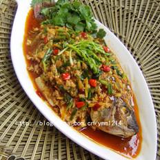 辣豆瓣鱼的做法