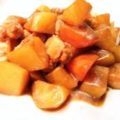 五花肉烧土豆萝卜的做法