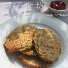 燕麦土豆饼