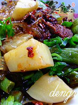 大锅炖菜的做法
