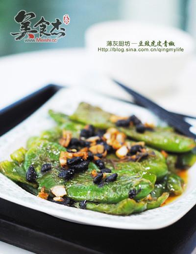 豆豉虎皮青椒Bj.jpg