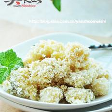 亦菜亦零食的鱼米花的做法