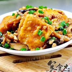 红烧锅蹋豆腐的做法