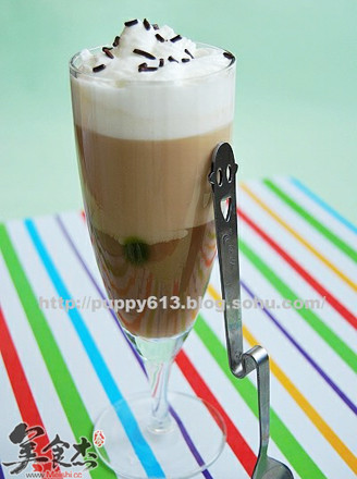 咖啡牛奶冻的做法