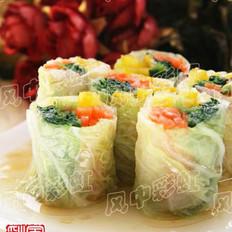 碧玉白菜卷