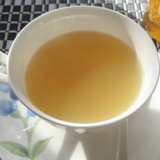 党参黄芪蜂蜜茶