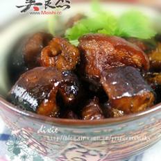 鳝段红烧肉的做法