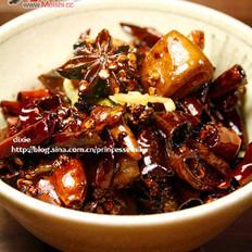 重庆辣子肥肠的做法