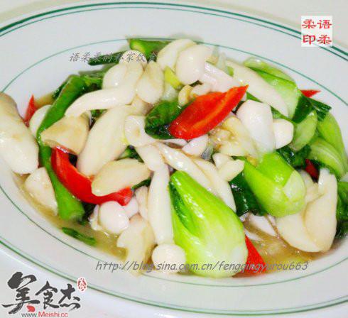 白玉蘑菇炒油菜FH.jpg