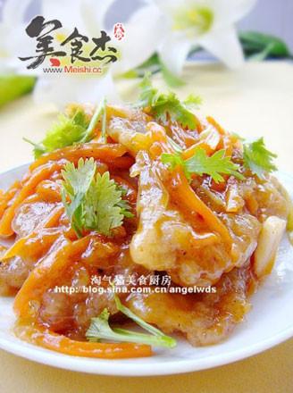 东北锅包肉的做法