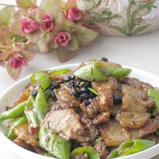 尖椒小炒肉
