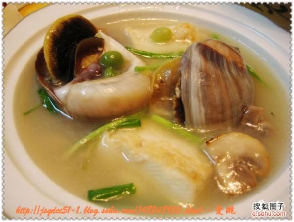 香螺鸡蛋豆腐羹的美食【小孩图】_步骤_蘑菇杰还是吃菜谱蛋做法鹌鹑图片