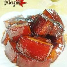 普洱烧肉的做法