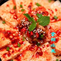 石锅辣白菜豆腐的做法
