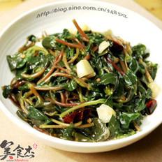 防癌長壽菜的做法