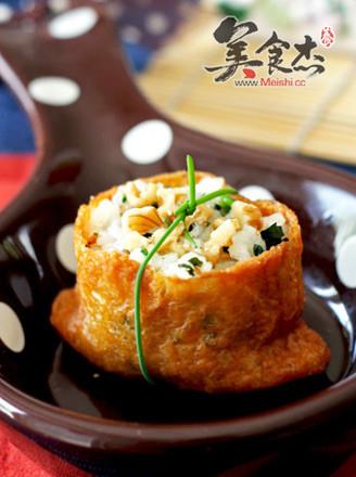 豆腐皮寿司的做法