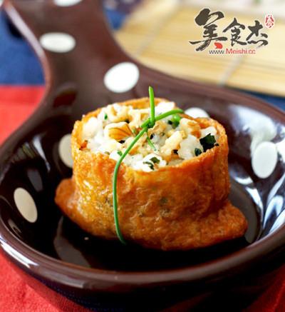 豆腐皮寿司的做法_家常豆腐皮寿司的做法