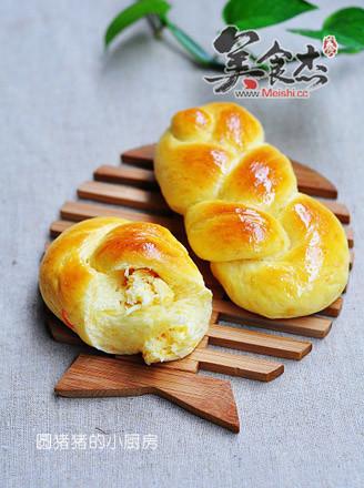 胡萝卜面包的做法