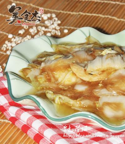 白菜炒油面筋+醋溜白菜WJ.jpg