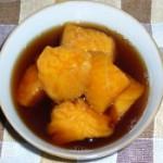 姜汁红薯糖水