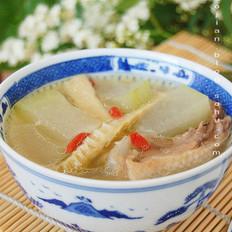 冬瓜扁尖老鸭汤