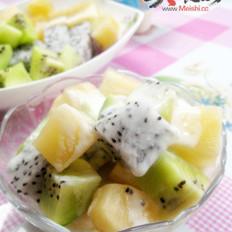 雪莲果水果沙拉