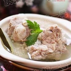 薏米排骨冬瓜汤