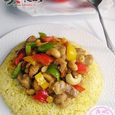 泰香鸭松米的做法