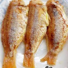 干煎红衫鱼